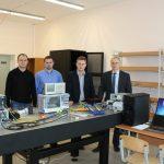 Лаборатория практической квантовой криптографии